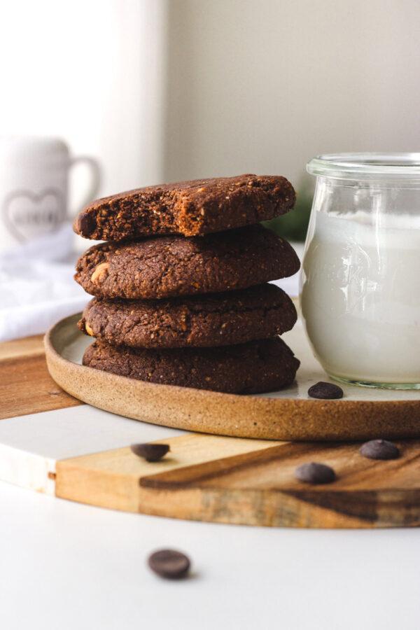 cookie de avelas