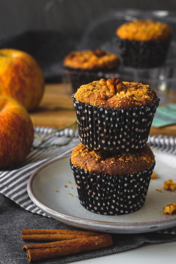 muffin de maca