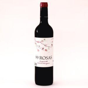 Vinho 99 Rosas Tempranillo